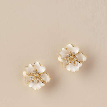 Sabina Earrings, Bhldn