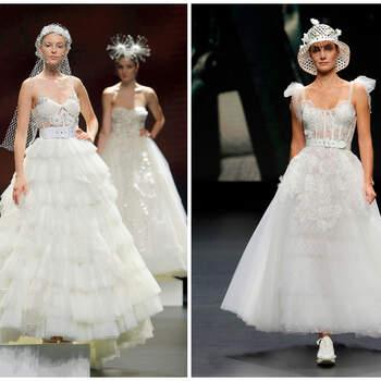 Foto: Yolancris | Valmont Barcelona Bridal Fashion Week