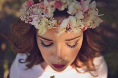 Maquillaje de labios para novias en 2017: ¿qué color es el tuyo?