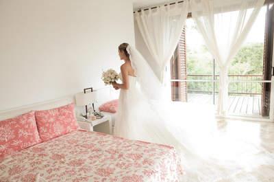 Fotografías de boda que emocionan: así trabajan las fotógrafas de Photomachine