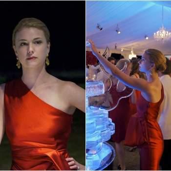 Emily VanCamp e Madeleine Stowe são as duas principais protagonistas desta série de suspense e luxo. Mas têm um rival à altura: o guarda-roupa.
