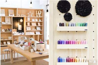 LeBlue abre el primer estudio-tienda de España con todo tipo de detalles para tu boda
