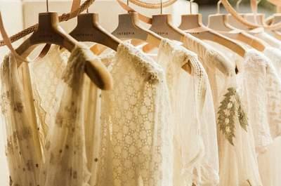 Vestidos de novia Intropia Atelier 2017 para mujeres urbanas, desenfadas, naturales y espontáneas