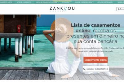 Como criar minha Lista de Casamento gratuita com o Zankyou? Fácil e rápido!