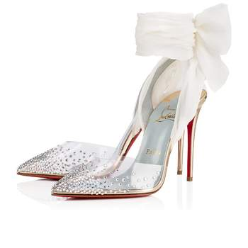 Louboutin Wedding Shoes.Christian Louboutin S New Collection For 2019 Find The Best Bridal