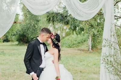 Как украсить свадебный алтарь: какой стиль вы предпочтете?