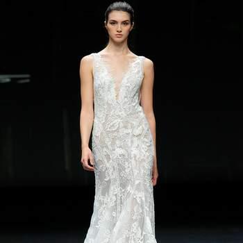 Valentini 2021   Valmont Barcelona Bridal Fashion Week