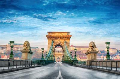 Luna de miel en Budapest: Un destino romántico, perfecto y encantador que DEBES conocer
