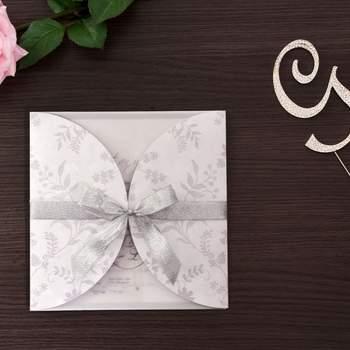 40 Tarjetas De Matrimonio Personalizadas Estilo Y Mucha