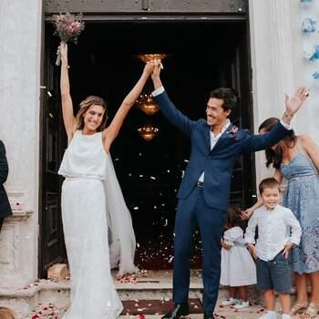 Francisco Garcia e Sofia Sousa Guedes | Foto via IG @francisco.garciaa_