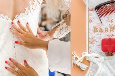 Minute Papillon: tu boda a través de fotografías sencillas, atemporales y auténticas