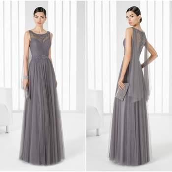 ac3f76ca17b 60 vestidos de fiesta Rosa Clará 2016 que no te dejarán indiferente