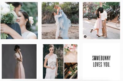 Was uns Instagram alles lernt: Hochzeitsinspirationen und welche, die es nicht sind!