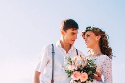 5 причин: венки для невесты остаются трендом!