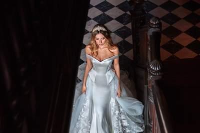 Galia Lahav 2017 wedding dresses: look absolutely gorgeous on your wedding day