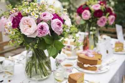 Guía para organizar un bridal shower al puro estilo inglés