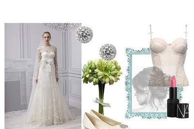 12/12/12: 12 Months, 12 Brides, 12 Different Wedding Day Looks