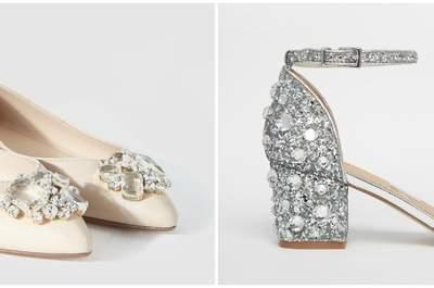 Zapatos de novia ideales. ¡Súmate a la comodidad!