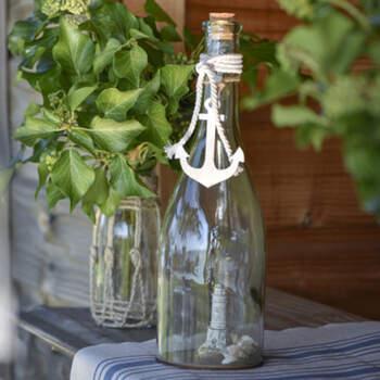 Botella temática marina- Compra en The Wedding Shop
