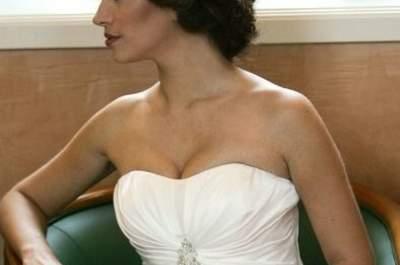 Preziosi accessori e monili per personalizzare il vostro abito. Foto via Le Spose di Letizia