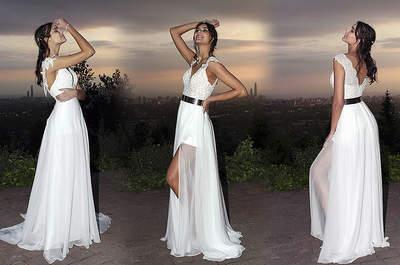 Lo mejor de la moda nupcial en la capital, ¡encanto y calidad!