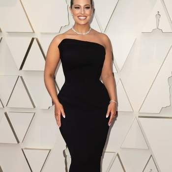 Ashley Graham de Zac Posen / Cordon Press