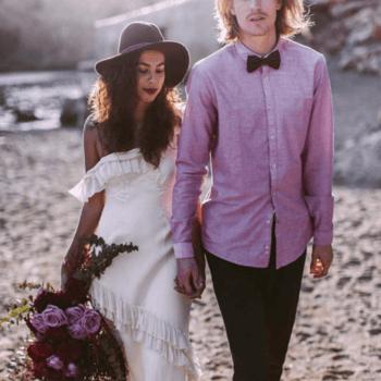 DressYouCan: l'abito adatto a tutte le spose boheme, romantiche e amanti dello shabby.