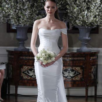 Elégante et fluide, cette robe a beaucoup d'allure.