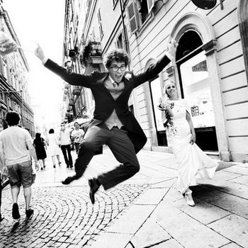 Tutta la felicità colta in un attimo!  E' questa la tua foto preferita? Lascia un commento qui sotto, votando per la numero 3