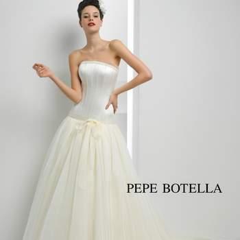 Moderne Brautkleider mit einem Hauch Prinzessinnen-Stil.