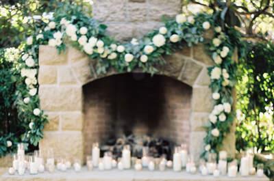 Decoratie voor je bruiloft met kaarsen: licht op jouw grote dag, top-ideeën!