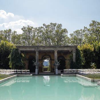Photo : Château de Sannes © Divine Day Photography