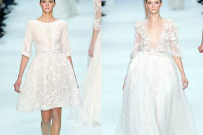 De bruidsmake-up trends van 2013: Fairytale, Natural of Krachtig
