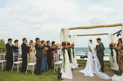 Destination wedding nas praias mais bonitas do nordeste brasileiro