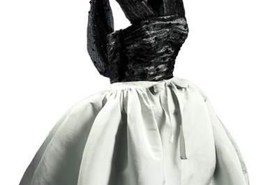 ilustrazioni di alta moda bozzetti di abiti da sposa di