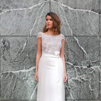 Sophie Sarfati - Robe amour et jupe amovible