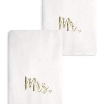 Conjunto de toalhas para a nova vida a dois - 8€