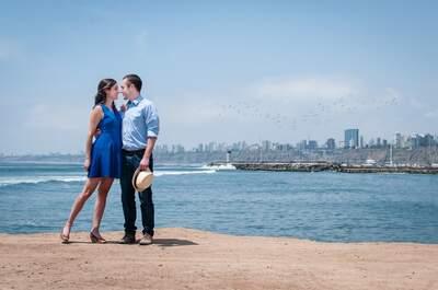 Lucero y Michael: Dos culturas diferentes y un romance de ensueño