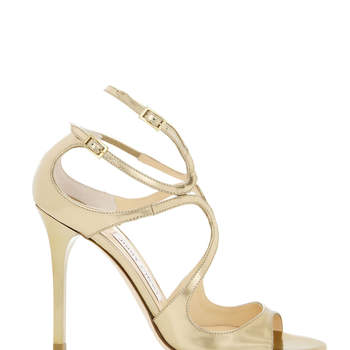Sandálias Lang de Jimmy Choo (675 euros)