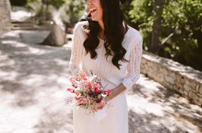 ¿Cómo guardar el vestido de novia? ¡Los expertos te dan las claves!
