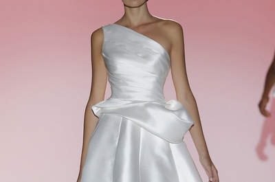 Vestidos de novia para una ceremonia civil 2015: elige el tuyo
