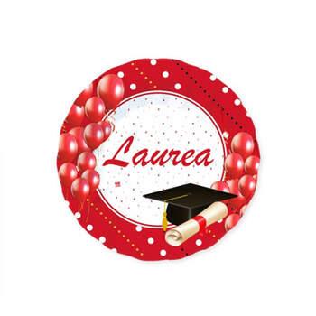 Platos de graduación Laurea 8 pz- Compra en The Wedding Shop