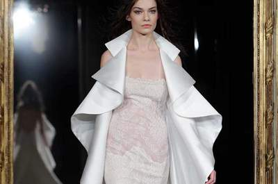 Paris Haute Couture 2015 - A Catwalk of Bridal Inspiration
