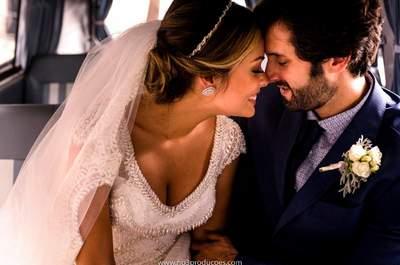 Mini wedding de Ana Carolina e Vinicius: o melhor álbum de casamento da Fotografar 2017!