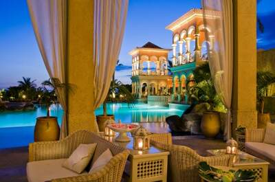 Luxury Destination Wedding Resort - Iberostar Grand Hotel El Mirador Tenerife