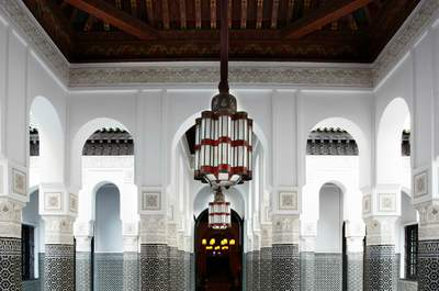 La Mamounia: Pasa una luna de miel de lujo en lo mejor de Marruecos