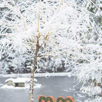 Credits: Ihre Hochzeit im Schnee