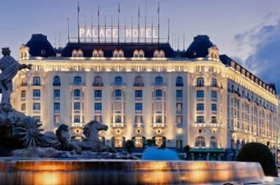 The perfect venue for your destination wedding in Madrid, Spain - The Westin Palace Hotel
