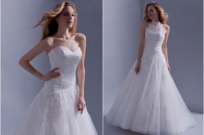 Robes de mariée Hervé Mariage 2016 : une collection sous le signe du glamour