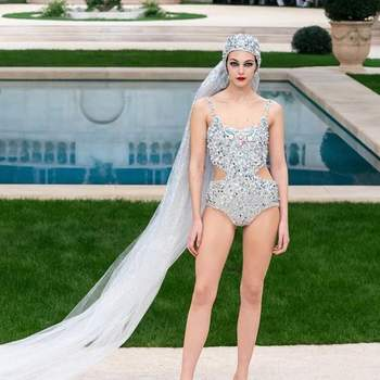 Photo: Fashion Week Alta Costura de Paris 2019